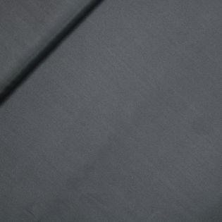 Seidenstretch - uni - dunkelgrau