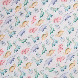 Baumwolljersey - little Dino's