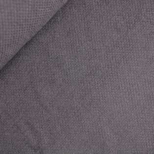 Struktur - Frottee - grau