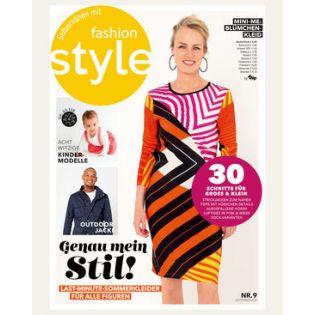 Zeitschrift - Fashion Style - Genau mein Stil