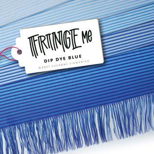 Hamburger Liebe - Fringe Me - Dip Dye - blue