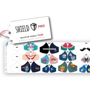 Hamburger Liebe - Maskenpanele Shield Pro - FUN