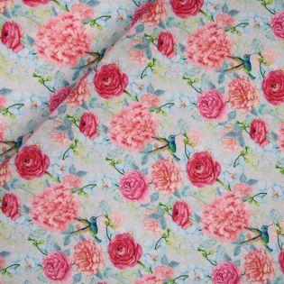 Sweatshirt - Blumengarten