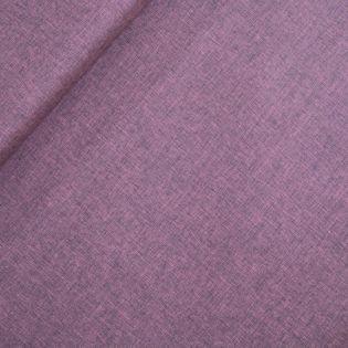 Oxford - Taschenstoff - pink-meliert