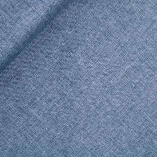 Oxford - Taschenstoff - blau-meliert