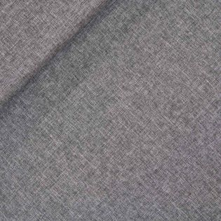 Oxford - Taschenstoff - grau-meliert