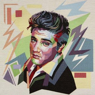 Gobelin Panel - Elvis