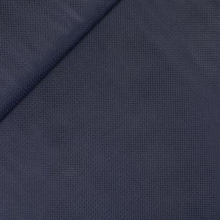 Mesh-Gewebe - dunkelblau