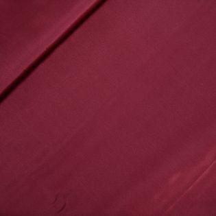 Seidenstretch - uni - weinrot