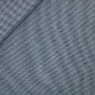 Strickpiqué - jeansblau