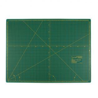 Schneidematte - 60x45 cm/inch - grün
