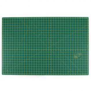 Schneidematte - 60x90 cm/inch - grün