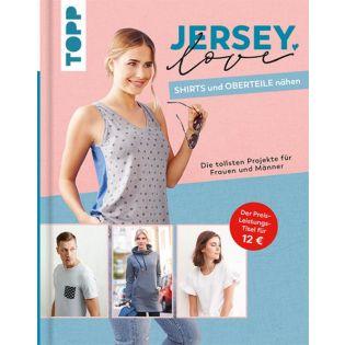 Buch - Jersey LOVE - Shirts und Oberteile nähen