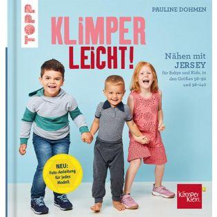 Buch - Klimper-Leicht! Nähen mit Jersey