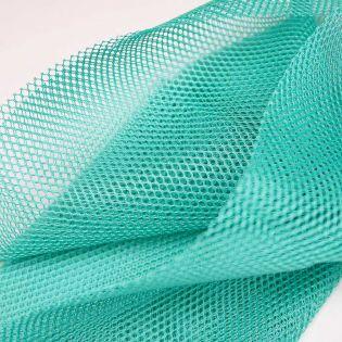 Mesh-Gewebe - Netzfutter - mint