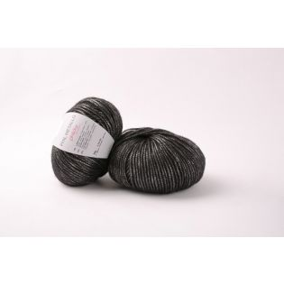 Phildar - Phil Metallo - noir - schwarz