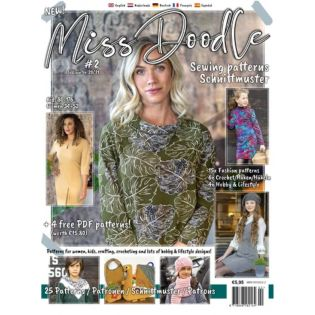 Zeitschrift - Miss Doodle - Herbst / Winter 20/21