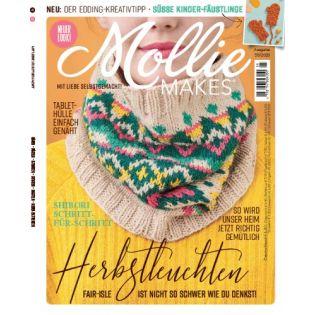 Zeitschrift - Mollie Makes - Herbstleuchten