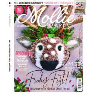 Zeitschrift - Mollie Makes - Frohes Fest !