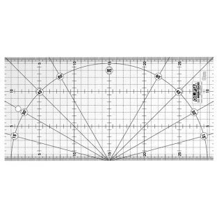 Olfa - Patchwork-Lineal - 15x30cm