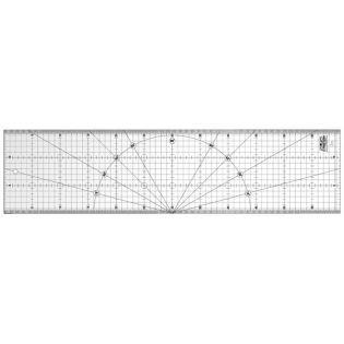 Olfa - Patchwork-Lineal - 15x60cm