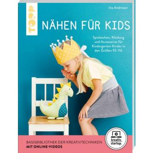 Buch - Nähen für Kids