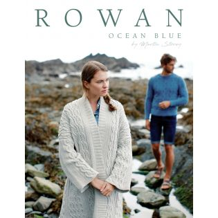 Rowan - Ocean Blue Collection