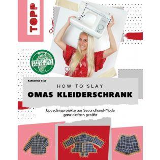 Buch - How to slay - Omas Kleiderschrank