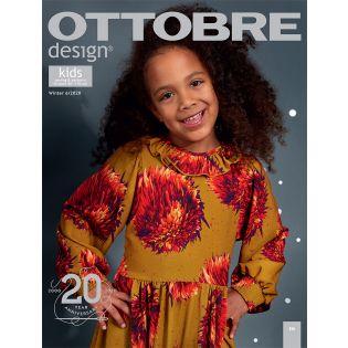 Zeitschrift - Ottobre design  - kids - Winter 06-2020