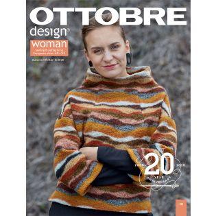 Zeitschrift - Ottobre design - woman