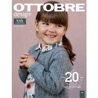 Zeitschrift - Ottobre design  - kids - Herbst 04/2020