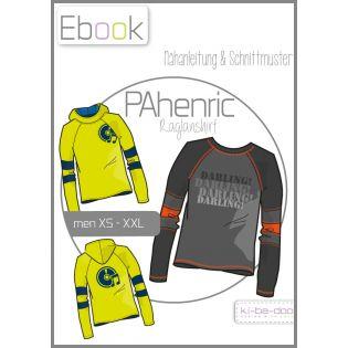 Schnittmuster - ki-ba-doo - PAhenric - Raglan-Shirt