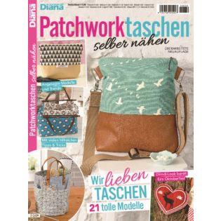 Zeitschrift - Patchworktaschen selber nähen