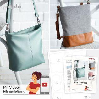 Schnittmuster - pattydoo - Annie & Louise - Tasche / Shopper