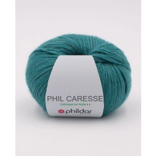 Phildar - Phil Caresse - canard - petrol
