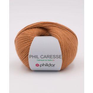 Phildar - Phil Caresse - noisette - karamell