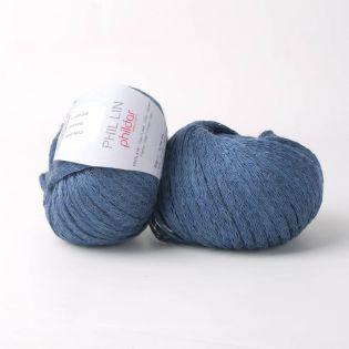 Phildar - Phil Lin - denim - jeans