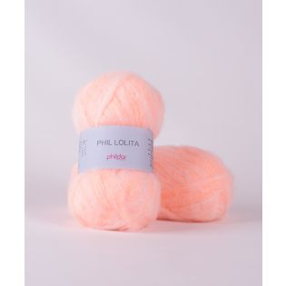 Phildar - Phil Lolita - Orange Fluo - orange