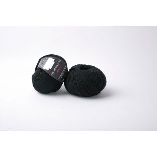 Phildar - Phil Merinos 3,5 - noir - schwarz
