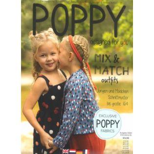 Zeitschrift - Poppy - Mix&Match - No°16