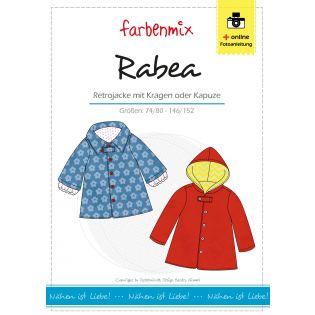 Schnittmuster - Farbenmix - Rabea - Retrojacke - Kids