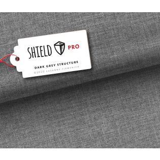 Albstoffe - SHIELD PRO Structure - grey