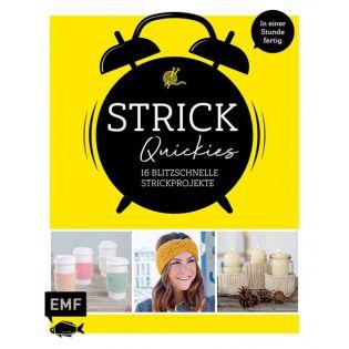 Strick-Quickies - 21 Blitzschnelle Strickprojekte