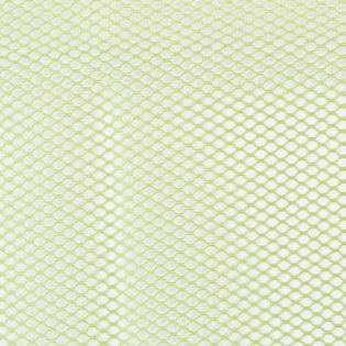 Mesh-Gewebe - Netzfutter - apfelgrün