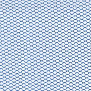 Mesh-Gewebe - Netzfutter - royalblau
