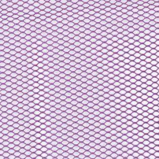 Mesh-Gewebe - Netzfutter - lila