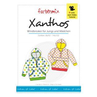 Schnittmuster - Farbenmix - Xanthos - Windbreaker