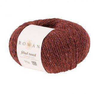 Rowan - Felted Tweed - Barn Red