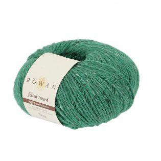 Rowan - Felted Tweed - Electric Green