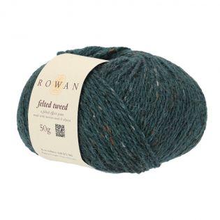 Rowan - Felted Tweed - Bottle Green